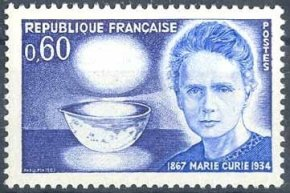 Curie-ing Favour with the French?