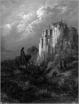 Idylls of the King (Gustave Doré)