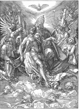 The Holy Trinity (Albrecht Dürer)