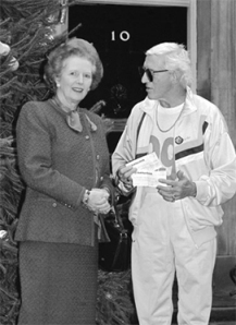 Savile - Friend to Prime Ministers?